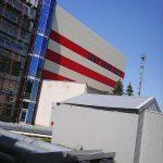 Этапы монтажа навесного вентилируемого фасада