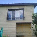 Вентилируемый фасад из фасадной плитки